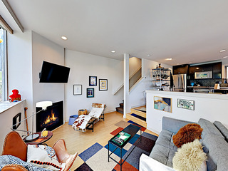 New Listing! Hip Townhome, 2 Miles to Capitol Hill