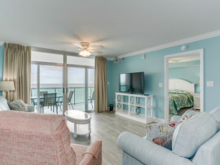 Blue Water Keyes 1003- Oceanfront- Crescent Beach Section