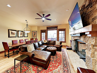 New Listing! The Valley: Luxe Ski-In/Ski-Out Condo