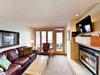 Steamboat Gem: All-Suite 2BR, 300 Yards to Gondola