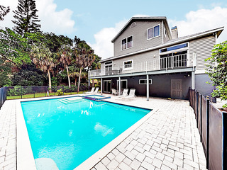 New Listing! Siesta Key Paradise w/ Private Pool