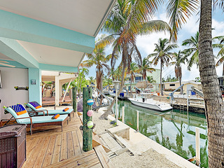 New Listing! Canal-Front Getaway: Dock, Boat Ramp