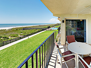 New Listing! Oceanfront Condo- Walk to Beach