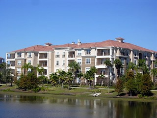 Extravagant and Luxurious Vista Cay Vacation Condominium Boasts a Spectacular Balcony View