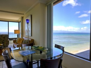 Best Rate- 1 Bedroom Corner Oceanfront 12