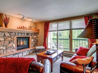 Borders Lodge- Lower 304 2BR/2BA
