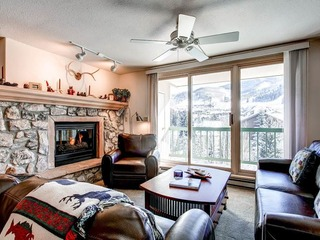 Borders Lodge- Lower 404 2BR/2BA