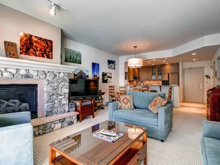 Borders Lodge- Upper 304 1BR/2BA