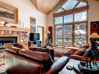 Borders Lodge- Upper 406 3BR + Loft/3BA