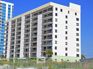 SPRINGS TOWERS 606 3BR Oceanfront Condo