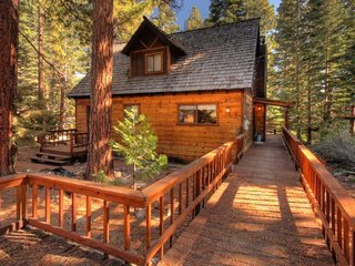 Jerves Tahoe Vacation Cabin