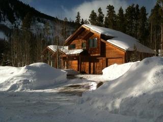 Frisco Cedar Cabin 225