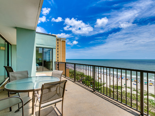 Carolina Dunes Penthouse 702 (3 bedroom, Sleeps 8)