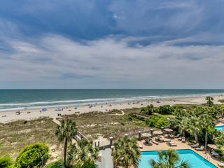 Carolina Dunes- 403 (2 bedroom, Sleeps 8)