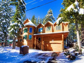 Awesome 6 Bedroom South Lake Tahoe Home - image