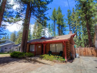 Adorable Tahoe Cabin Perfect Family Choice - image