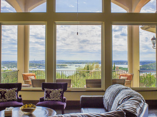 Luxury Lake View Home in Jonestown