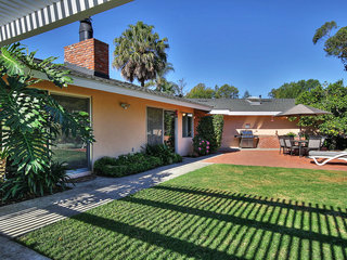 3BR/2BA Classic Montecito House, Minutes to Butterfly Beach