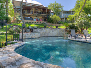 5BR/5BA Lake Austin Double Decker Boat House