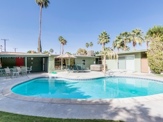 3BR/3BA Modernist Pool-only in Palm Springs