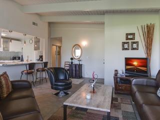 2BR/2BA Mid-Century Resort-Style Comfy Condo - image