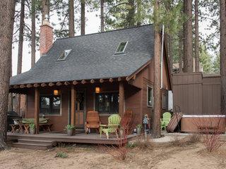 Manzanita South Lake Tahoe Cabin 3988