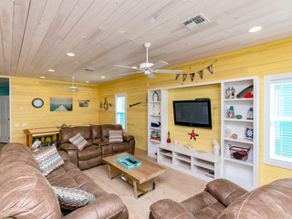 """Sea Ya Soon""- Brand New 4BR/3BA Port A House"