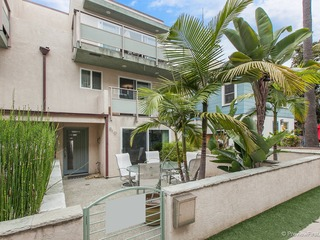 3BR/3BA Mission Beach Home