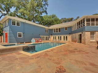 6BR/8BA Historic LBJ Estate near Lake Austin - image