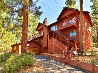 4BR South Lake Tahoe Multi-Level House