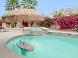 3BR/2BA Spanish House w/ Pool, Palm Springs
