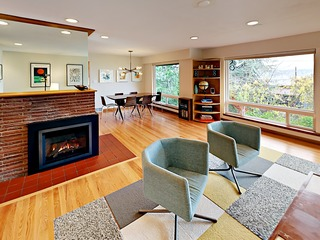 3BR Mountain View House in Seattle