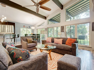 3BR Tree-Shaded Home in Austin