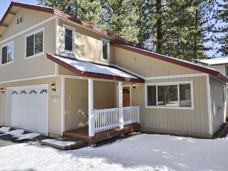 Big South Lake Tahoe House California