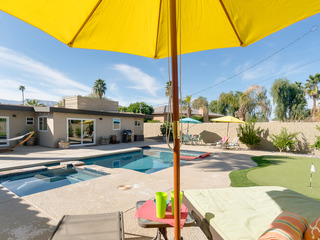 Palm Desert-3BR/3BA Saltwater Pool/Jacuzzi