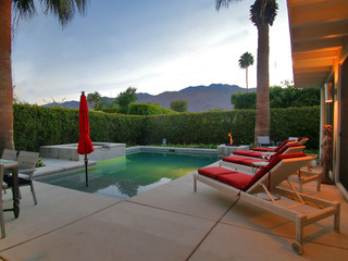 3BR/3BA Hollywood Style w Pool/Jacuzzi in Palm Springs