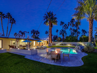 3BR/3BA Pool/ Jacuzzi. Fire Pit in Palm Springs
