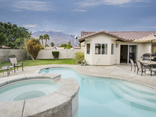 Palm Springs House 2042 - image