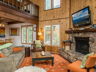 Rustic & Inviting in Tahoe Donner