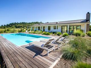 Vineyard House + Guest House in Kenwood