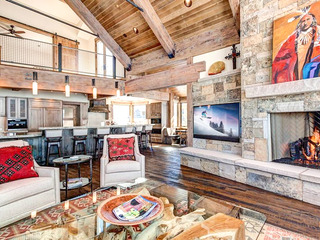Elite Ski-In Chalet w/TenMile Views
