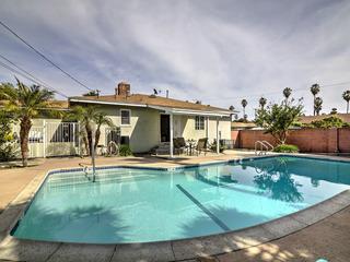 Disneyland Magic with Private Pool