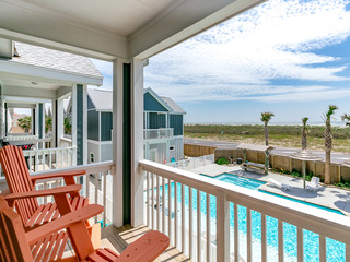 Crab Shack: A Padre Island Townhome