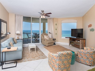 Gulf-front Perdido Key Resort Condo- Beach Colony Resort