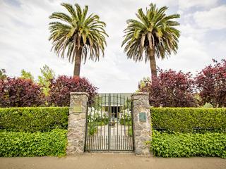 Alexander Valley Estate in the Vineyards