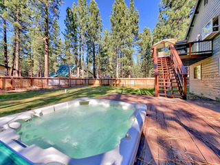 Tahoe Retreat in the Pines