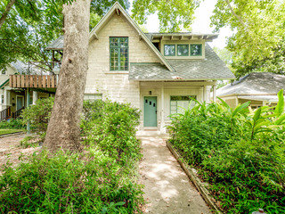 Wooded Retreat Off South Congress
