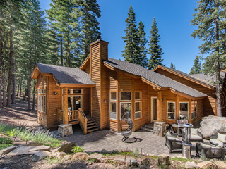 Wooded Luxury at Tahoe Donner