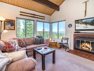 Ski, Hiking and Mountains at 5-Star Truckee Condo