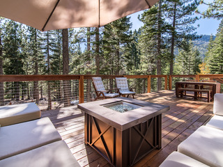 South Lake Tahoe Cabin in the Pines